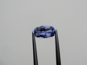 Tanzanite Cushion loose gem 8x5mm