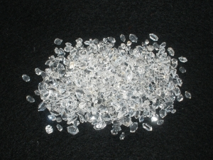 Diamond Crystal Quartz Rough Natural Gem Parcel over 100 Carats