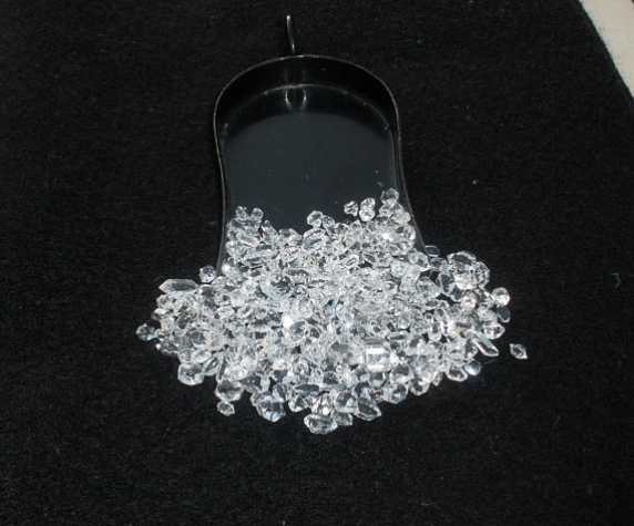 Diamond Crystal Natural Quartz Gem Parcel Lot over 50 Carats