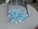 Over 25 Carats of Loose Sky Blue Topaz  Gemstone Mix