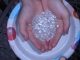 Over 50 Carats of Loose White Topaz  Gemstones