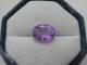 Amethyst Oval Natural Gem 14 x 11mm